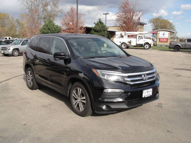 2016 Honda Pilot for sale at Turn Key Auto in Oshkosh WI