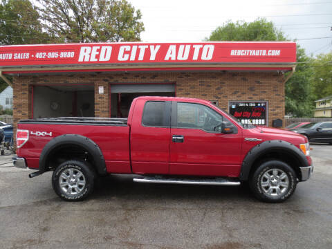 2010 Ford F-150 for sale at Red City  Auto in Omaha NE