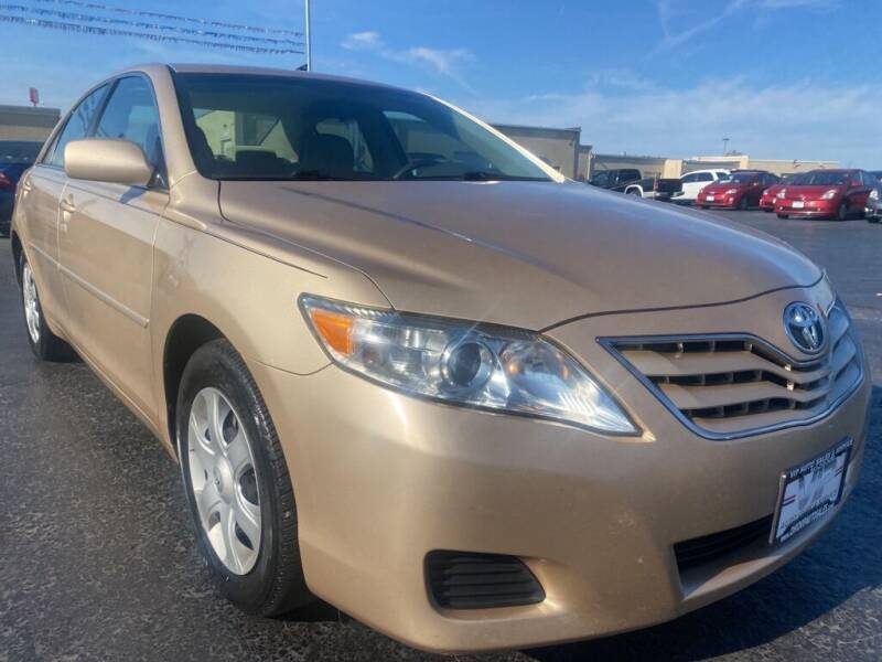 2010 Toyota Camry for sale at VIP Auto Sales & Service in Franklin OH