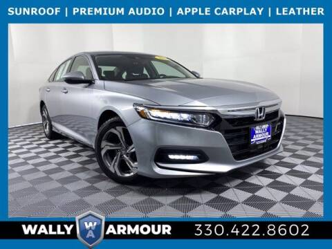 2018 Honda Accord for sale at Wally Armour Chrysler Dodge Jeep Ram in Alliance OH