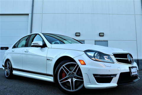 2013 Mercedes-Benz C-Class for sale at Chantilly Auto Sales in Chantilly VA