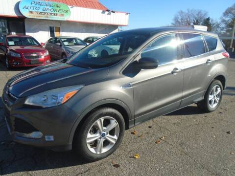 2013 Ford Escape for sale at Premium Auto Brokers in Virginia Beach VA