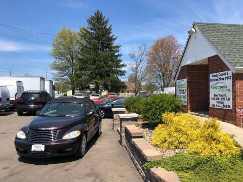2005 Chrysler PT Cruiser for sale at Direct Sales & Leasing in Youngstown OH