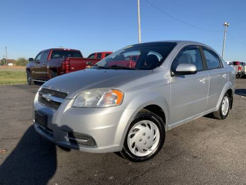 2011 Chevrolet Aveo for sale at Superior Auto Mall of Chenoa in Chenoa IL