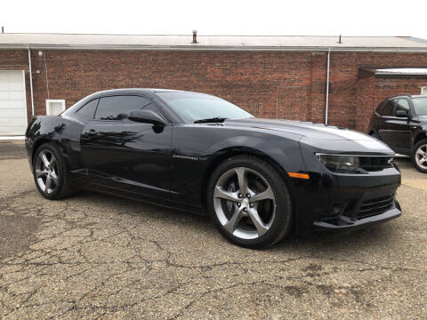2014 Chevrolet Camaro for sale at Jim's Hometown Auto Sales LLC in Byesville OH