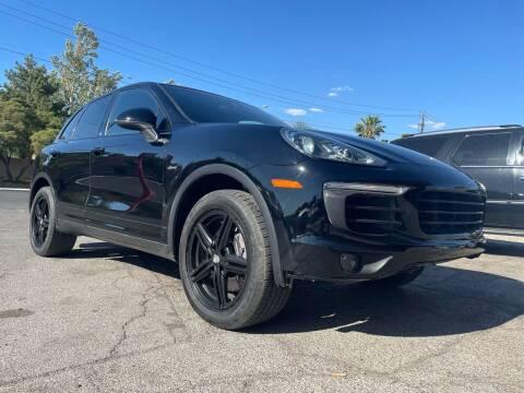 2015 Porsche Cayenne for sale at Boktor Motors in Las Vegas NV