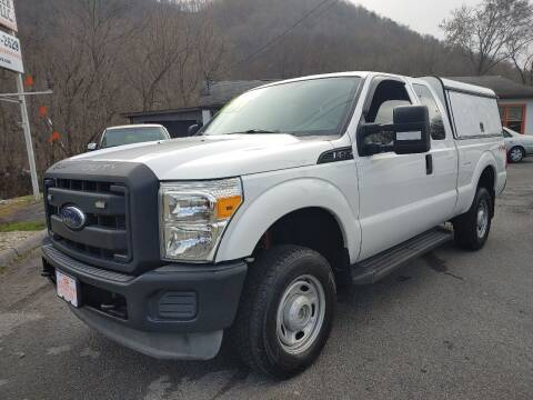2013 Ford F-250 Super Duty for sale at Kerwin's Volunteer Motors in Bristol TN