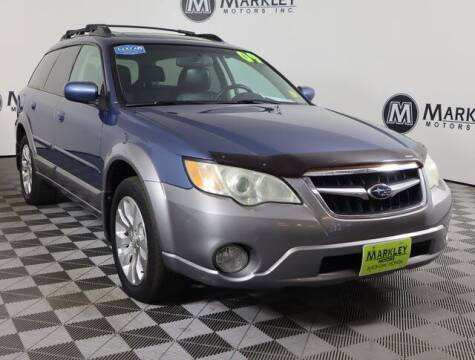 2009 Subaru Outback for sale at Markley Motors in Fort Collins CO