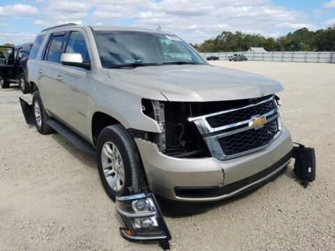 2017 Chevrolet Tahoe for sale at Ragins' Dynamic Auto LLC in Brookland AR