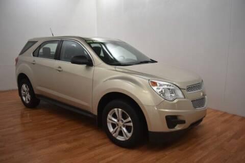 2012 Chevrolet Equinox for sale at Paris Motors Inc in Grand Rapids MI