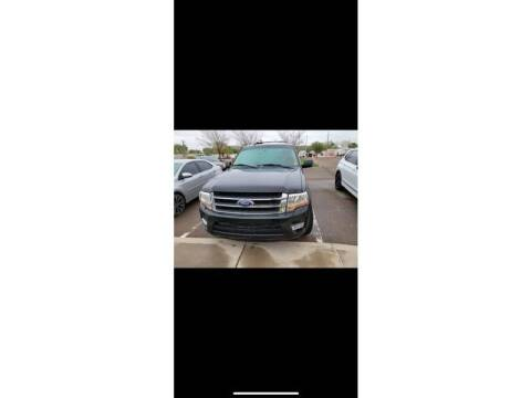 2017 Ford Expedition EL for sale at STANLEY FORD ANDREWS in Andrews TX