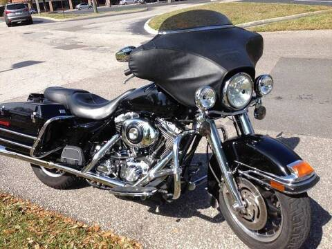 2005 Harley-Davidson Electra Glide Classic Police