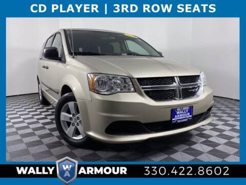 2014 Dodge Grand Caravan for sale at Wally Armour Chrysler Dodge Jeep Ram in Alliance OH