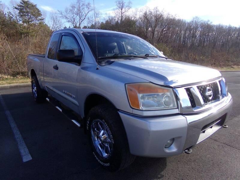2011 Nissan Titan for sale at J & D Auto Sales in Dalton GA