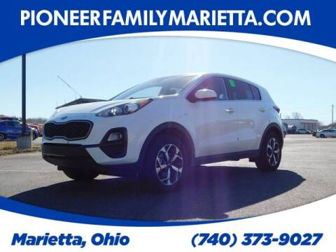 2020 Kia Sportage for sale at Pioneer Family preowned autos in Williamstown WV