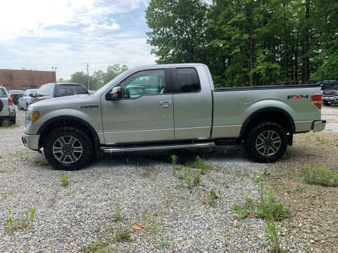 2010 Ford F-150 for sale at Renaissance Auto Network in Warrensville Heights OH