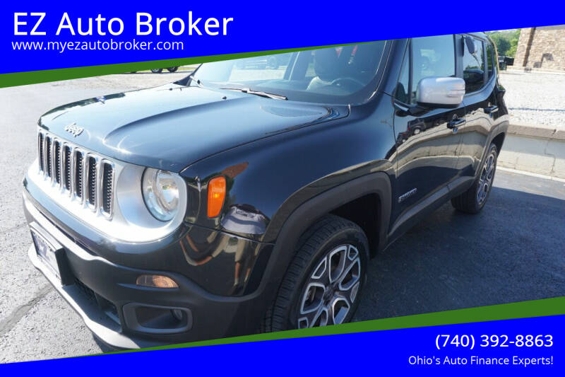 2015 Jeep Renegade for sale at EZ Auto Broker in Mount Vernon OH