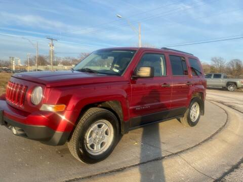 2014 Jeep Patriot for sale at Xtreme Auto Mart LLC in Kansas City MO