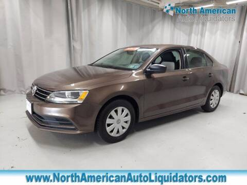 2015 Volkswagen Jetta for sale at North American Auto Liquidators in Essington PA