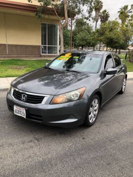 2009 Honda Accord for sale at California Auto Trading in Bell CA