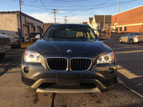 2014 BMW X1 for sale at B&T Auto Service in Syracuse NY