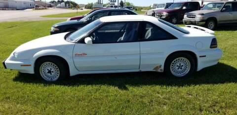 1992 Pontiac Grand Prix for sale at Ideal Wheels in Bancroft NE