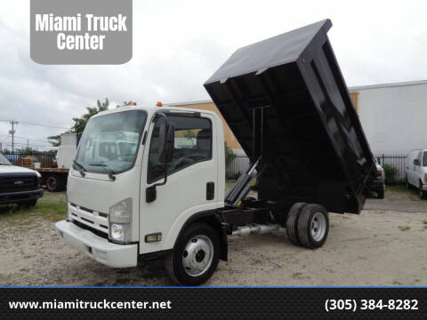 2008 Isuzu NPR-HD for sale at Miami Truck Center in Hialeah FL