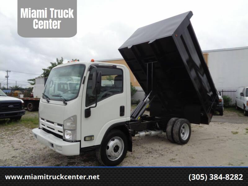 2008 Isuzu NPR-HD for sale at Miami Truck Center in Hialeah FL