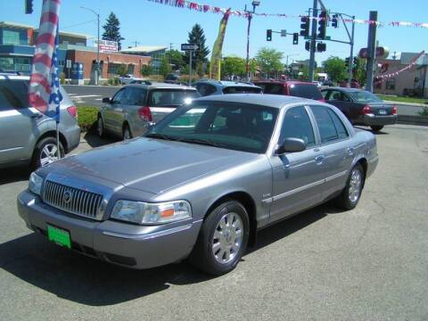 2006 Mercury Grand Marquis for sale at Common Sense Motors in Spokane WA