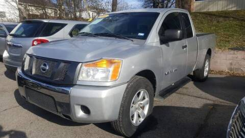 2008 Nissan Titan for sale at A & A IMPORTS OF TN in Madison TN