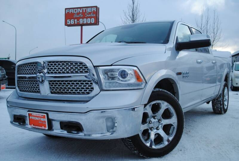 2015 RAM Ram Pickup 1500 for sale at Frontier Auto & RV Sales in Anchorage AK