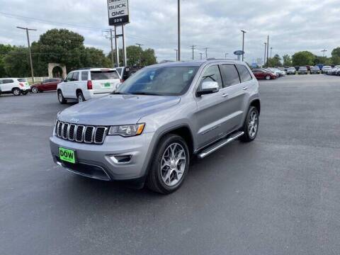 2019 Jeep Grand Cherokee for sale at DOW AUTOPLEX in Mineola TX