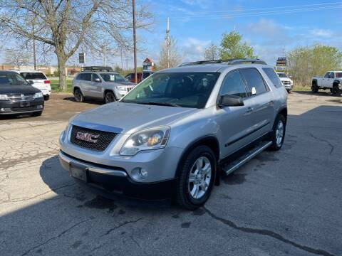 2009 GMC Acadia for sale at Dean's Auto Sales in Flint MI