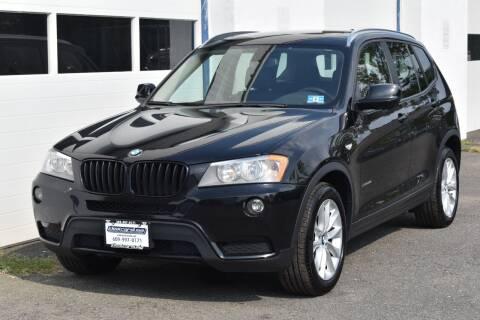 2014 BMW X3 for sale at IdealCarsUSA.com in East Windsor NJ
