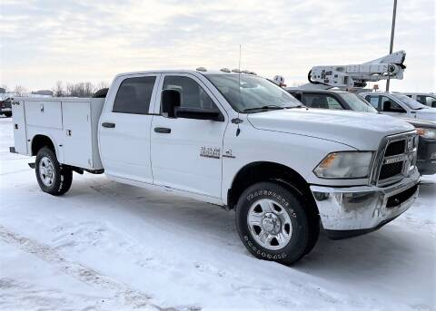 2014 RAM Ram Pickup 3500 for sale at KA Commercial Trucks, LLC in Dassel MN