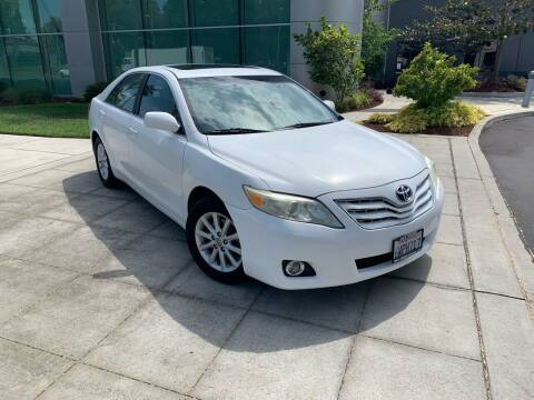 2011 Toyota Camry for sale at Top Motors in San Jose CA