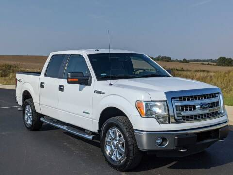 2013 Ford F-150 for sale at Bob Walters Linton Motors in Linton IN