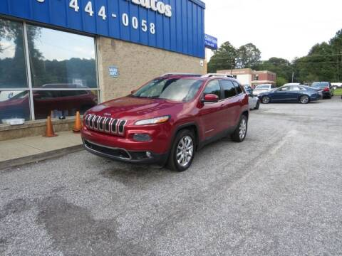2014 Jeep Cherokee for sale at Southern Auto Solutions - 1st Choice Autos in Marietta GA