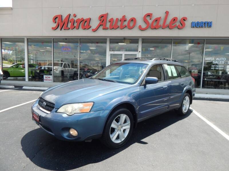2006 Subaru Outback for sale at Mira Auto Sales in Dayton OH