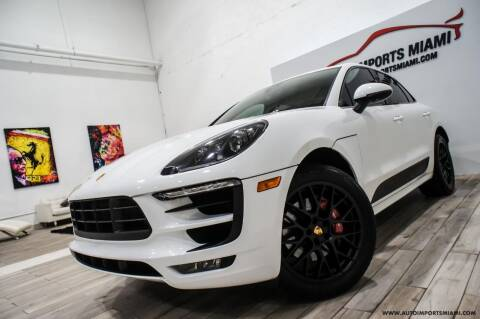 2017 Porsche Macan for sale at AUTO IMPORTS MIAMI in Fort Lauderdale FL