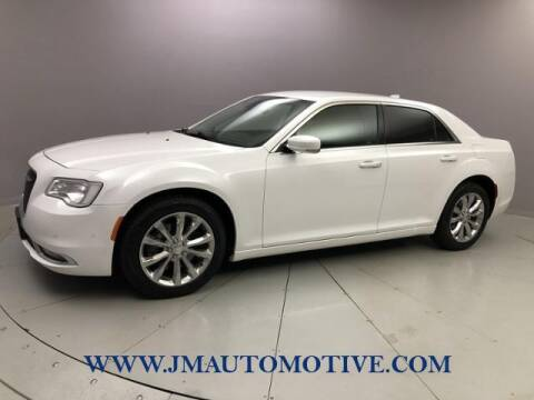 2015 Chrysler 300 for sale at J & M Automotive in Naugatuck CT