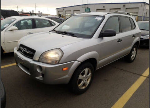 2007 Hyundai Tucson for sale at HW Used Car Sales LTD in Chicago IL