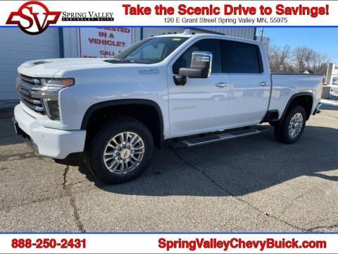 2021 Chevrolet Silverado 3500HD for sale at Spring Valley Chevrolet Buick in Spring Valley MN