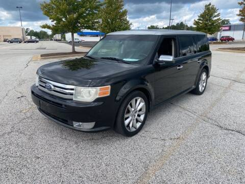 2011 Ford Flex for sale at TKP Auto Sales in Eastlake OH