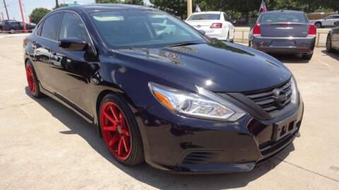 2016 Nissan Altima for sale at Safeen Motors in Garland TX