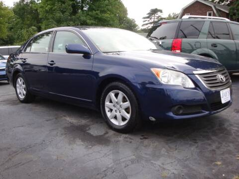 2008 Toyota Avalon for sale at Jay's Auto Sales Inc in Wadsworth OH