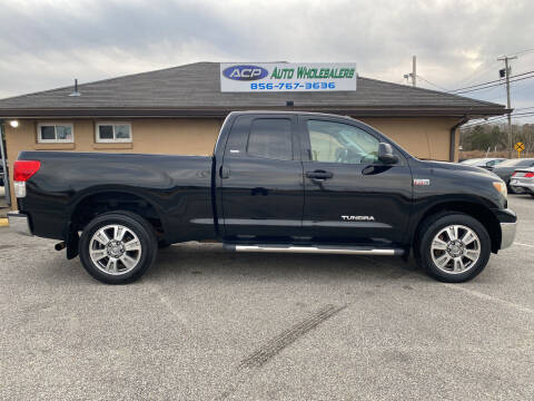 2011 Toyota Tundra for sale at ACP Auto Wholesalers in Berlin NJ