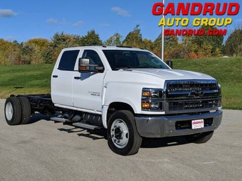 2020 Chevrolet Silverado MD for sale at GANDRUD CHEVROLET in Green Bay WI
