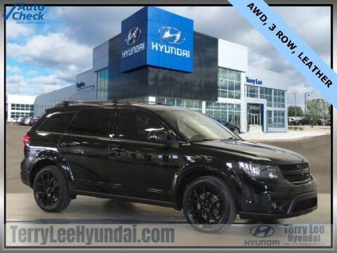 2017 Dodge Journey for sale at Terry Lee Hyundai in Noblesville IN