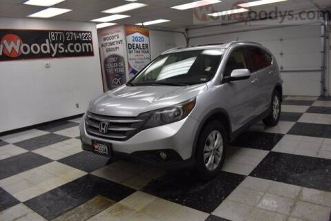 2012 Honda CR-V for sale at WOODY'S AUTOMOTIVE GROUP in Chillicothe MO